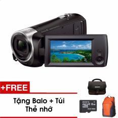 Trang bán Máy quay cầm tay Sony CX405 (Đen) – Tặng thẻ nhớ – Túi – Balo du lịch Sony – Hàng phân phối chính hãng