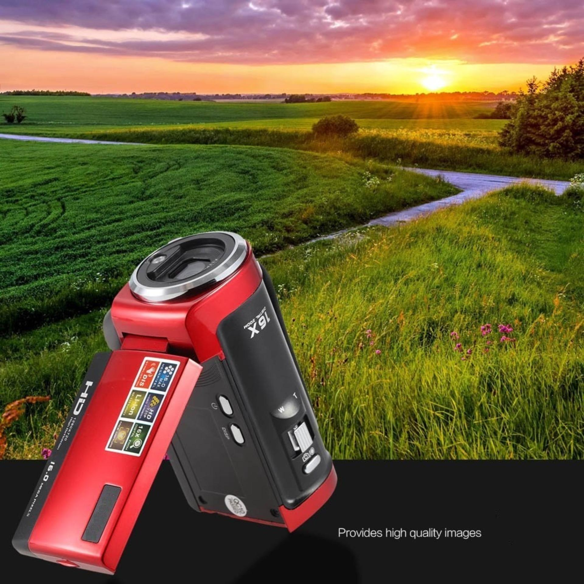 Giá KM Máy Quay Phim Cầm Tay ELITEK HD Digital Video 16X