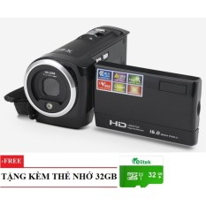 GOFT Hd 1080P Mini Camcorder Dash Cam Body Motorcycle Bike Motion Action Camera