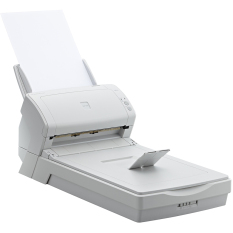 Máy Scan Fujitsu ScanPartner SP30F (Trắng)