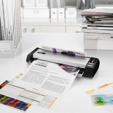 Chi tiết sản phẩm Máy Scan Plustek D430