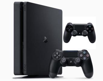 Máy Sony PlayStation PS4 Slim 500Gb CUH2006A (Đen) +Tay cầm dualshock 4 - 10222050 , BR023ELAA1PVQ0VNAMZ-2867231 , 224_BR023ELAA1PVQ0VNAMZ-2867231 , 9300000 , May-Sony-PlayStation-PS4-Slim-500Gb-CUH2006A-Den-Tay-cam-dualshock-4-224_BR023ELAA1PVQ0VNAMZ-2867231 , lazada.vn , Máy Sony PlayStation PS4 Slim 500Gb CUH2006A (Đen)