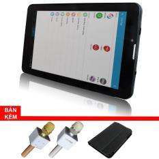 So sánh giá Máy tính bảng cutePad M7022 wifi/3G, 7″, 8GB (Đen)+Bao da đen+ Micro Karaoke tích hợp loa Bluetooth cutePad TX-Q705 ngẫu nhiên- Hãng phân phối chính thức Tại Thinh Long Co (Tp.HCM)
