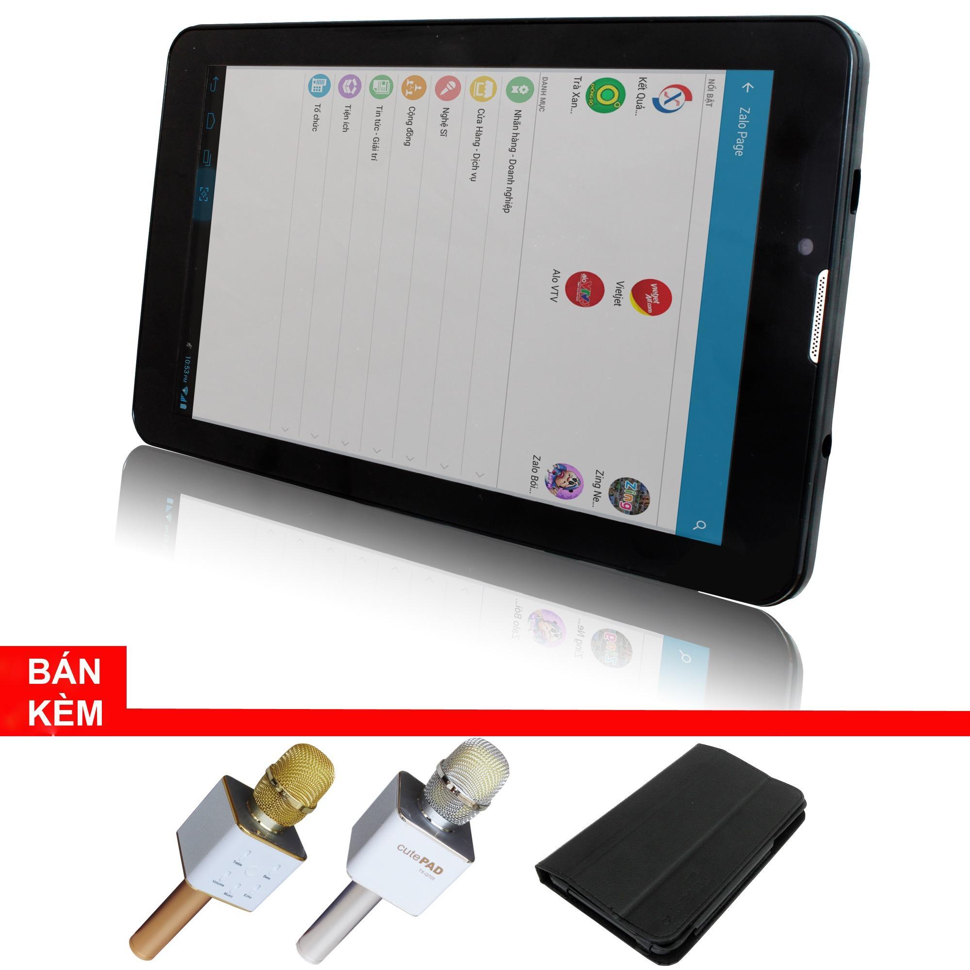 Máy tính bảng cutePad M7022 wifi/3G, 7