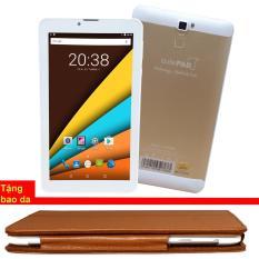 So sánh giá Máy tính bảng cutePAD M7089 1GB/8GB wifi/3G 7″ Vàng gold+ Bao da nâu  Tại Thinh Long Co (Tp.HCM)