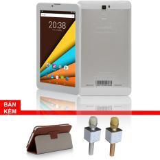 Giá Niêm Yết Máy tính bảng cutePAD M7089 1GB/8GB wifi/3G (Bạc)Tặng bao da nâu+ Micro Karaoke tích hợp loa Bluetooth cutePad TX-Q705 ngẫu nhiên-Hãng phân phối chính thức