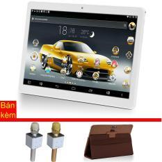 Nên mua Máy tính bảng cutePAD M9601-phiên bản 2018 wifi/3G 9.6″ Vàng gold+ Bao da nâu + Micro Karaoke tích hợp loa Bluetooth cutePad TX-Q705 ngẫu nhiên – Hãng phân phối chính thức ở Thinh Long Co (Tp.HCM)