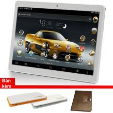 Giá sốc Máy tính bảng cutePAD M9601-phiên bản 2018 wifi/3G 9.6″ Vàng gold+ Bao da nâu + Pin sạc dự phòng TPO-086, 10.400mAh ngẫu nhiên – Hãng phân phối chính thức Tại Thinh Long Co (Tp.HCM)