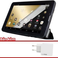 Máy tính bảng cutePad Tab 4 M7047 wifi/3G Đen+ Kèm cục sạc cutePad TX-P113 Trắng