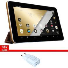 Máy tính bảng cutePad Tab 4 M7047 wifi/3G (Vàng gold) + Cục sạc cutePad TX-P113 Trắng-Hãng Phân phối chính thức