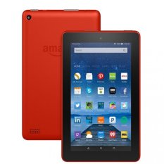 Máy tính bảng Fire 7/ 16GB Wifi (Đỏ) – Hàng nhập khẩu