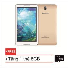 Cập Nhật Giá Máy tính bảng Masstel Tab 7 8GB (Gold) – Tặng thẻ nhớ 8GB