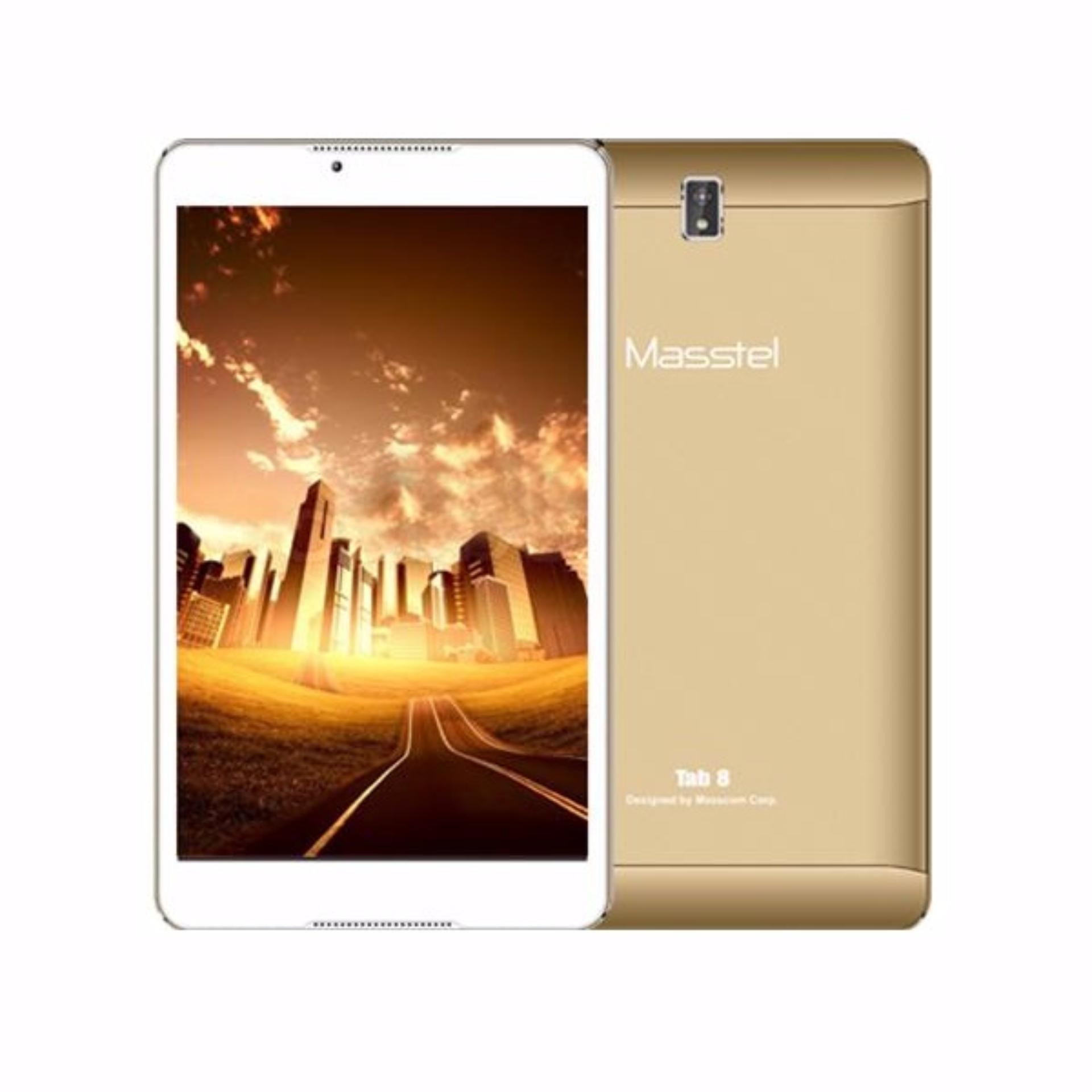 Cập Nhật Giá Máy Tính Bảng Masstel Tab 8 (Gold)