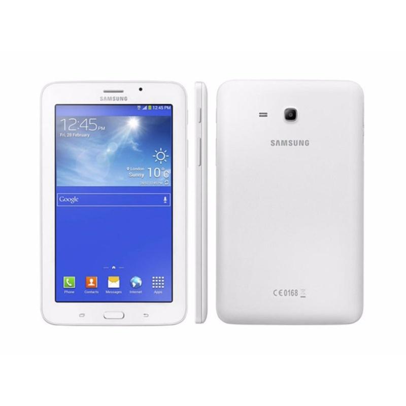 Máy tính bảng Samsung Galaxy Tab 3V Trắng - Hàng phân phối chính thức + Sim 4G/Mobifone chính hãng