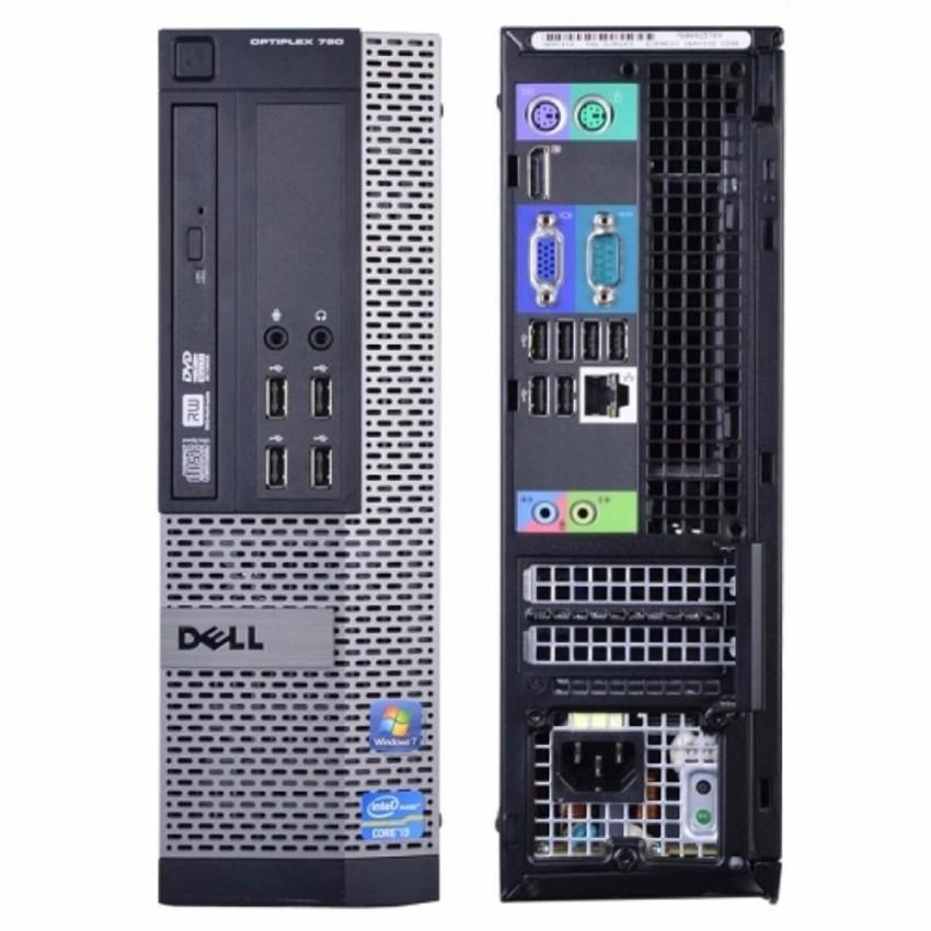 Hình ảnh Máy tính chơi Game DELL OPTIPLEX 990 SFF (Core i7 2600, Ram 16GB, HDD 3TB, VGA RỜI 2GB) + Quà Tặng - Hàng Nhập Khẩu