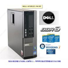 So Sánh Giá Máy tính để bàn Dell optiplex 990 Core i3 RAM 4GB HDD 500GB – Hàng nhập khẩu (Xám)