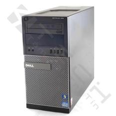 Máy Tính Để Bàn Dell Optiplex 990 MT Core i5-2400 4×3.10 Ram3 4G Hdd 500gb (Tặng Bộ Bàn Phím + Chuột + USB Wifi) – Hàng Nhập Khẩu(Đen)