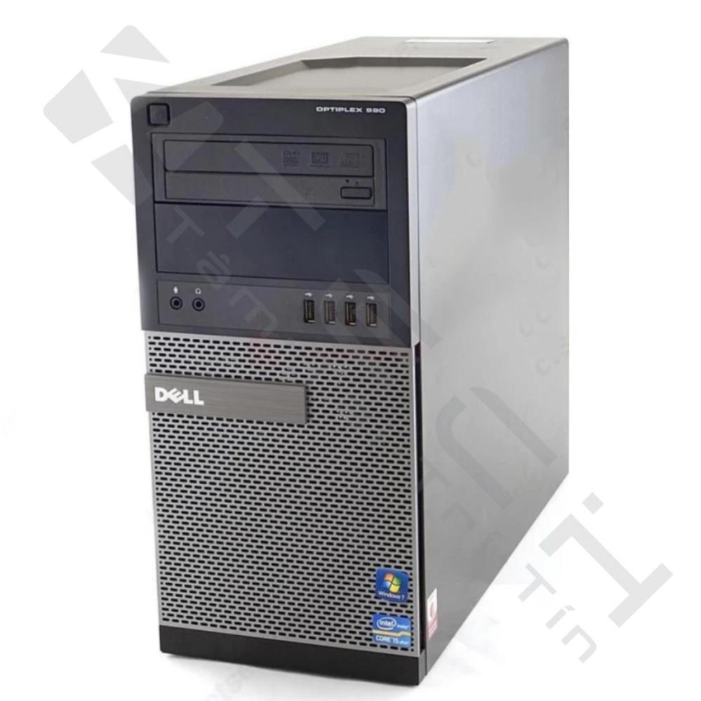 Máy Tính Để Bàn Dell Optiplex 990 MT Core i5-2400 4x3.10 Ram3 4G Hdd 500gb (Tặng Bộ Bàn Phím +...