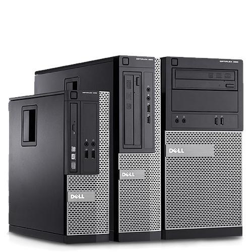 Máy tính Dell Optiplex 390 chíp Core i3 2120, Ram 2gb, Hdd 320gb, DVD - Bảo Hành 1 đổi 1...