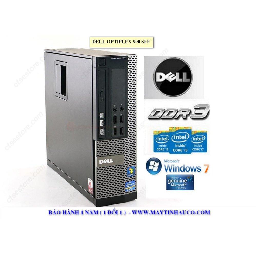 Máy Tính Đồng Bộ Dell 990 ( Core I5 /4G / SSD 128G ) - Hàng Nhập Khẩu