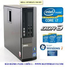 Máy Tính Đồng Bộ Dell 990 ( Core I7 /4G / 500G ) – Hàng Nhập Khẩu