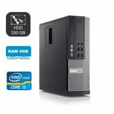 Giá sốc Máy tính đồng bộ Dell Optiplex 990 core i5 RAM 4GB HDD 250GB Tại Bảo Ngọc Store