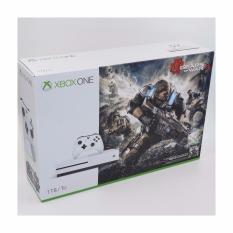 Máy Xbox One S 1TB Console – Gears of War 4 Bundle (hàng US nhập khẩu)