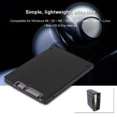 """Kim loại mSATA sang 2.5 """"SATA III HDD SSD Converter Bộ Chuyển Đổi với Nhôm Kèm Ốp Lưng-quốc tế"""