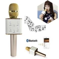 Mic hát karaoke loa Bluetooth Q7