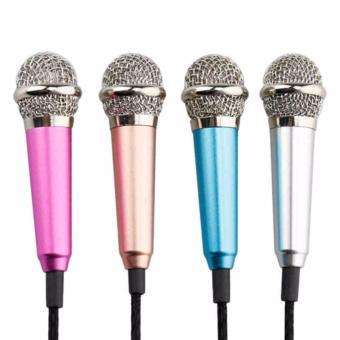 Mic Karaoke Mini Dành cho Điện Thoại Gọn Nhẹ ( Màu Ngẫu nhiên)
