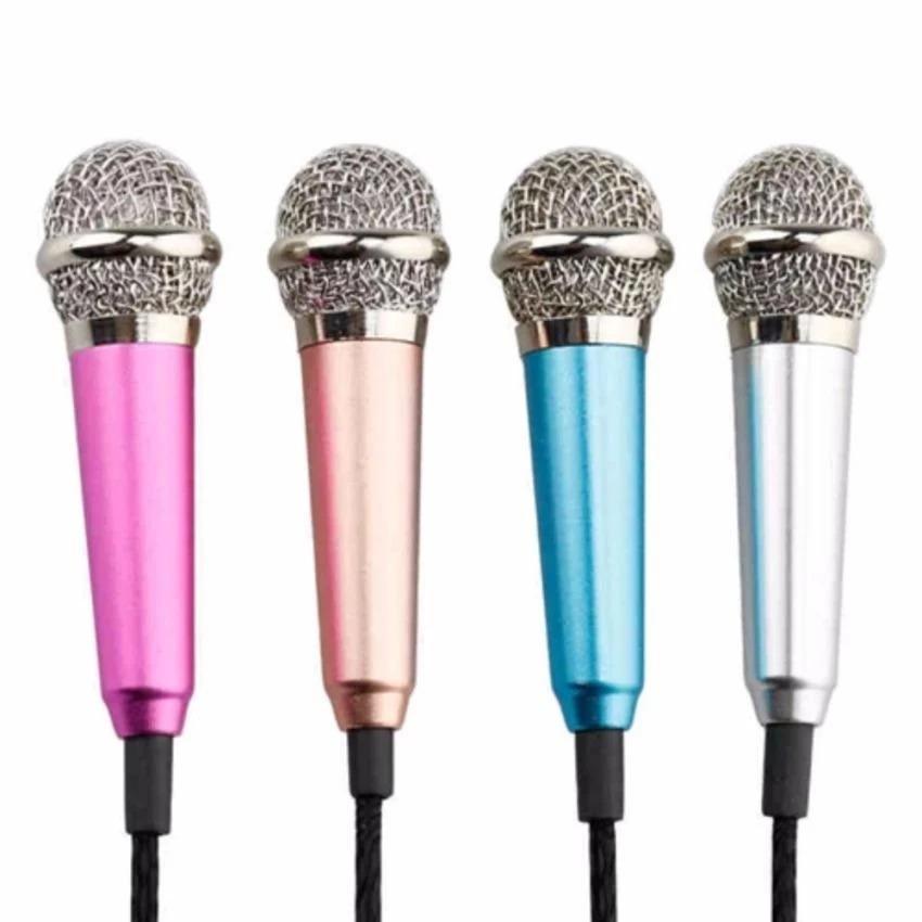 Mic Karaoke Mini Dành cho Điện Thoại Thông Minh