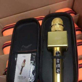 Mic Kèm Loa Karaoke X6 Chính Hãng