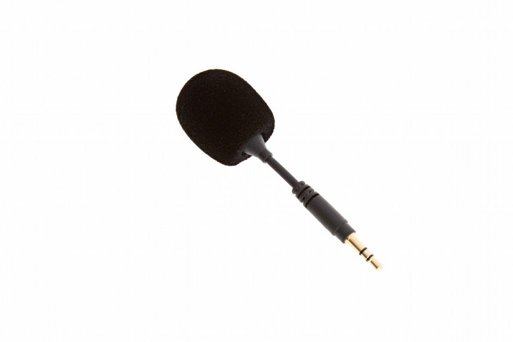 Mic thu âm ắn trưc tiếp lên Osmo DJI FM-15 FlexiMic (Đen)