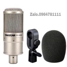 Mic thu âm pc-k200