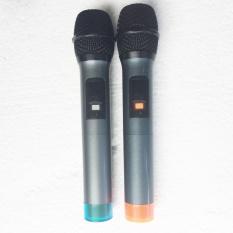 1 CÂY Micro karaoke cao cấp cho loa kéo di động tần số 268.85 thay thế micro loa kéo bị hư