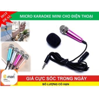 Micro hát Karaoke mini cho điện thoại