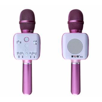 Micro karaoke 3 loa M2 cao cấp