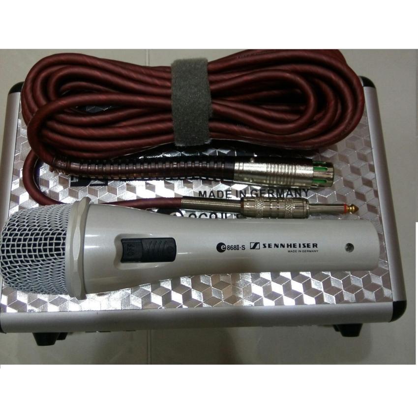 Hình ảnh Micro Karaoke có dây Sennheiser E 868 II-S