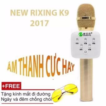 Micro karaoke k9 kèm Loa Bluetooth + kính mắt đi đường ngày và đêm chống chói - 8374479 , OE680ELAA21U96VNAMZ-3495672 , 224_OE680ELAA21U96VNAMZ-3495672 , 780000 , Micro-karaoke-k9-kem-Loa-Bluetooth-kinh-mat-di-duong-ngay-va-dem-chong-choi-224_OE680ELAA21U96VNAMZ-3495672 , lazada.vn , Micro karaoke k9 kèm Loa Bluetooth + kính mắt