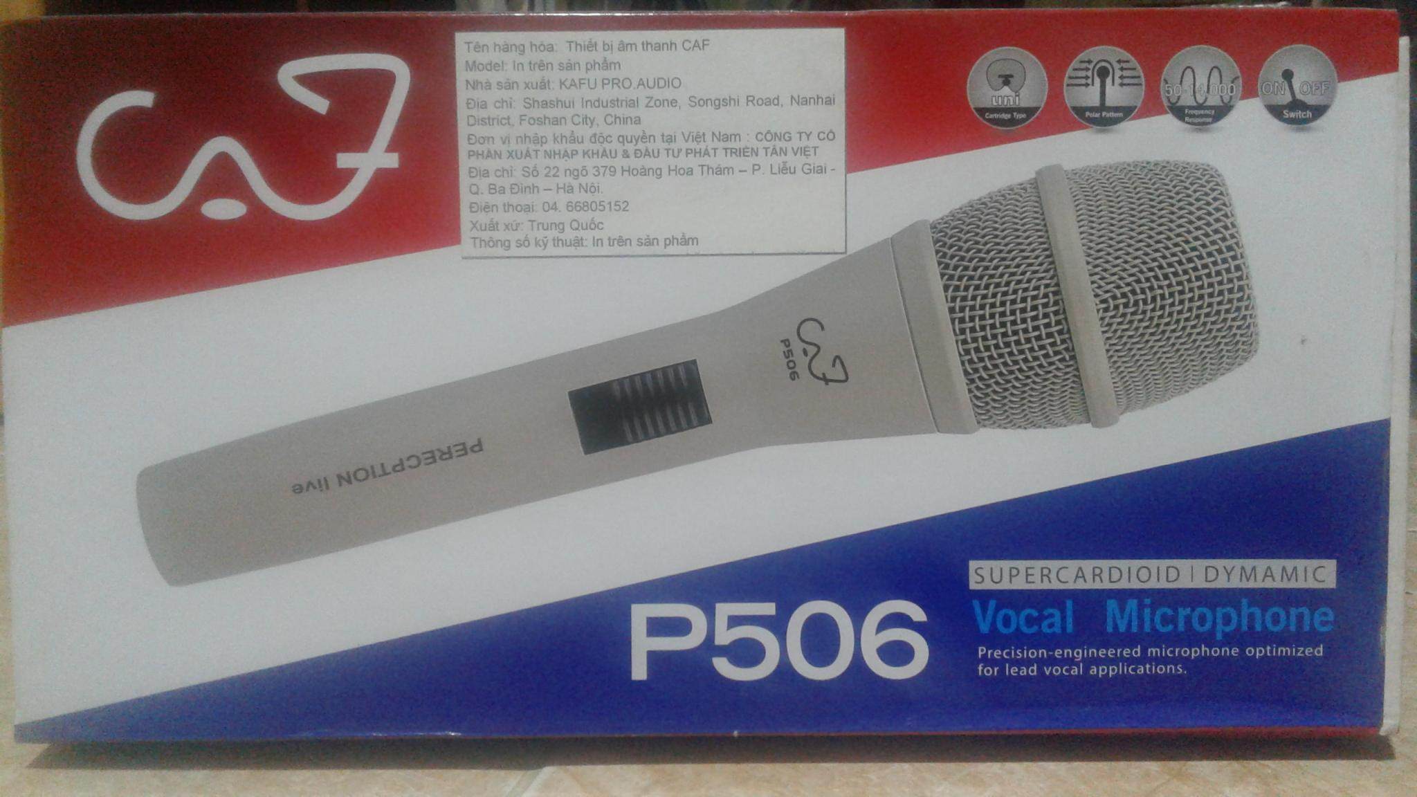 MICRO P506 CAF