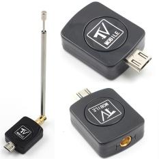 Micro Di Động USB DVB-T HD Bộ Giải Mã TRUYỀN HÌNH Kỹ Thuật Số Vệ Tinh Dongle Cho Điện Thoại TIVI Giai Điệu-quốc tế