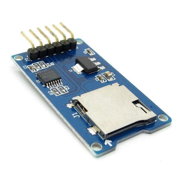 Đánh giá Thẻ NHỚ Micro SD Micro SDHC Mini TF Thẻ Adapter Module Đọc-quốc tế Tại Chaoshihui