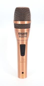 Microphone dây 2GOOD GLONRIK GM-6.3 (Vàng đồng)