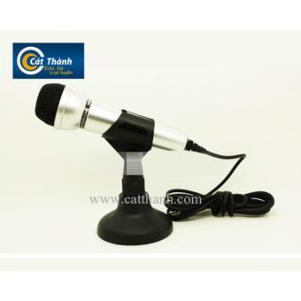 Microphone Salar M9 (Bạc) - 8714907 , SA366ELAA3L4N1VNAMZ-6358917 , 224_SA366ELAA3L4N1VNAMZ-6358917 , 135850 , Microphone-Salar-M9-Bac-224_SA366ELAA3L4N1VNAMZ-6358917 , lazada.vn , Microphone Salar M9 (Bạc)