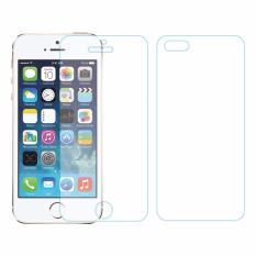 Miếng dán cường lực cho iPhone 5/5S/SE 2 mặt