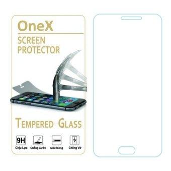 Hình thu nhỏ Miếng dán cường lực Samsung A8 OneX (Trong suốt)