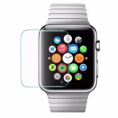 Miếng dán kính cường lực Apple Watch 42mm (Trong suốt)