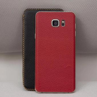 Miếng Dán Lưng Da Cho Galaxy S7-Đỏ