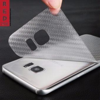 Miếng Dán Lưng Vân Carbon Dành Cho Samsung A7 2017 ( không fullviền )