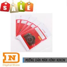 Miếng dán màn hình cho máy ảnh Nikon D7100/D7200/D750/D610/D810